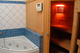 Строительство сауны в квартире под ключ в Киеве, Украине